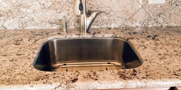 Pope casita wetbar sink